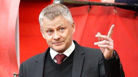 Manchester United-manager Ole Gunnar Solskjaer har valgt ut sine elleve som starter finalen.
