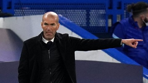 Zinedine Zidane skal være ferdig i Real Madrid.