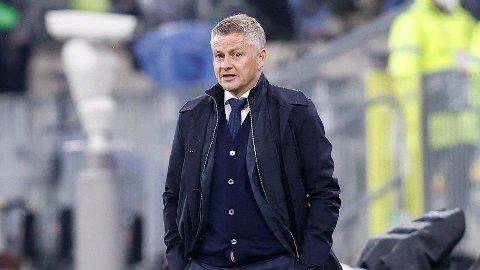 Det ble ingen lykkelig slutt på Europa League-finalen for Ole Gunnar Solskjaer.