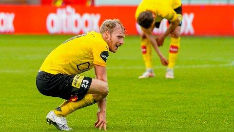 Lillestrøm og Gjermund Åsen har slitt på bortebane i Kristiansund.