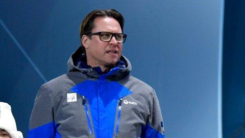 FÅR NORSK STØTTE: Mats Årjes prøver å bli president i Det internasjonale skiforbundet.