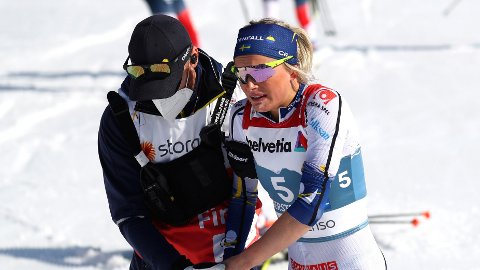 Frida Karlsson kan miste sjansen til å konkurrere på hjemmebane hvert år om FIS får muligheten til å endre verdenscupen.