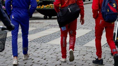 STANSES: Årets russekull i Oslo må belage seg på en pause i feiringen fram til tirsdag 8. juni.