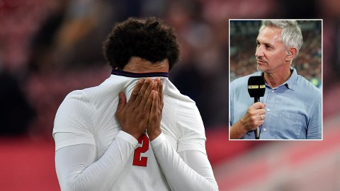 Gary Lineker er helt klar på at Englands sjanser i EM svekkes etter skaden til Trent Alexander-Arnold.