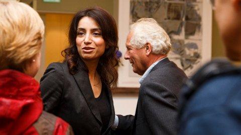Deeyah Khan ble Bafta-vinner med dokumentarfilmen «America's War on Abortion».