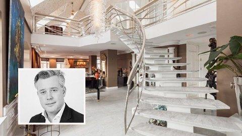 HAR SÅ DET HOLDER: Investeringsdirektør Thomas Jessen er på Kapitals liste over de 400 rikeste i Norge. Nå selger han penthousen i trønderhovedstaden.