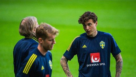 Victor Lindelof og resten av den svenske EM-troppen må finne seg i nye rutiner kort tid før mesterskapet starter.