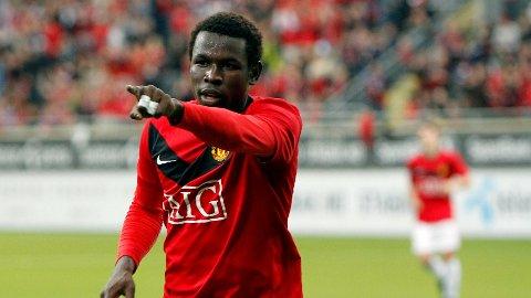 Mame Biram Diouf fra sin tid i Manchester United.