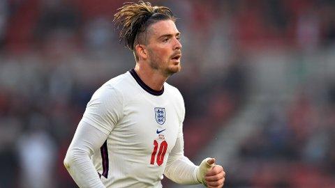 MESTERSKAPSKLAR: Jack Grealish skal representere England for første gang i et mesterskap i sommerens EM.