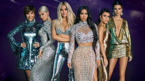 SLUTT: Etter 20 sesonger er det slutt for realityserien til Kardashian/Jenner-klanen for godt.