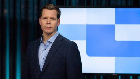 AVANSERT SVINDEL: Sikkerhetsrådgiver i Telenor, Thorbjørn Busch, advarer om et svindelforsøk som i verste fall kan hente ut personopplysninger og nettbankdetaljer.