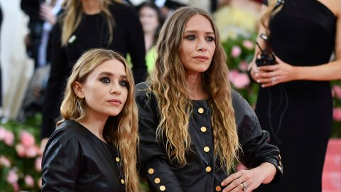 FRA TV TIL MOTE: Ashley (til venstre) og Mary-Kate (til høyre) Olsen har gjort stor suksess i motebransjen.