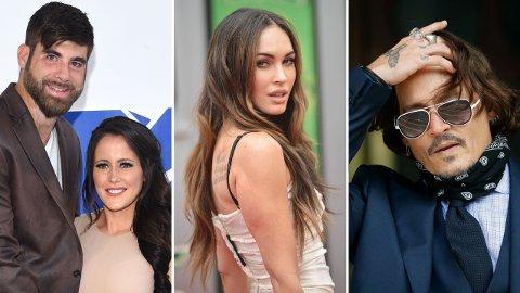SPARKET: Jenelle og David Eason, Megan Fox og Johnny Depp har alle mistet jobben i Hollywood – av ulike årsaker.