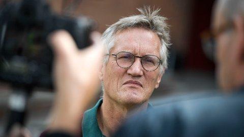 Statsepidemiolog Anders Tegnell i Folkhälsomyndigheten er mannen som har ledet kampen mot covid-19 i Sverige.