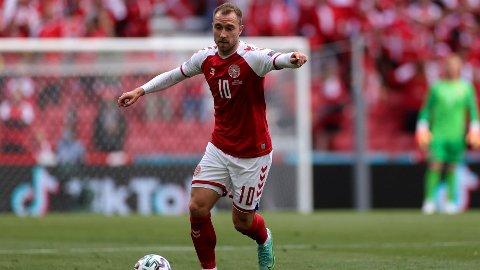 Christian Eriksen er utskrevet fra sykehuset.