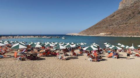 Flere av reisene som når blir bestilt av nordmenn har ikke avgang før til høsten. Samtidig er Hellas og Kreta den store vinneren for sommerens ferieturer.