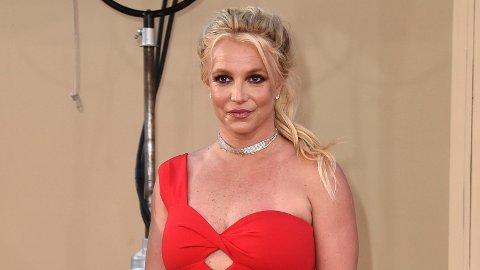Britney Spears i Los Angeles under premieren på filmen Once Upon a Time in Hollywood i 2019. Artisten, som fyller 40 år i desember, prøver å bli kvitt faren som sin verge.