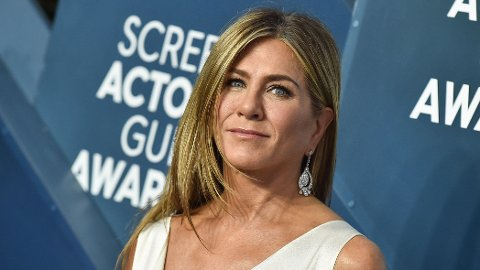 SINGEL: Jennifer Aniston nekter å kaste seg på trenden med datingapper.