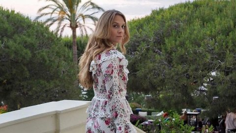 TRAVEL: Mye har skjedd i livet til Emilie Stordalen det siste året, forteller hun til Melk & Honning.
