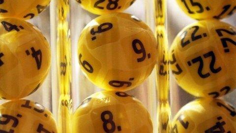 Ca. 483 millioner kroner lå i førstepotten i fredagens Eurojackpot-trekning.