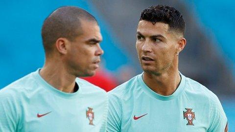 Cristiano Ronaldo har aldri vunnet i Spania med det portugisiske landslaget.