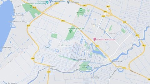 De Kwakel ligger i utkanten av Amsterdam, og det var her politiet fant de enorme mengdene med kokain.