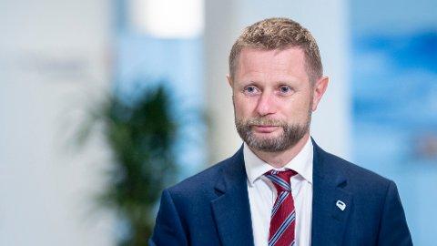 Helseminister Bent Høie (H). Foto: Fredrik Hagen / NTB