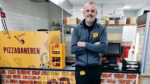 Thomas Bekkelund blir av styreleder i Pizzabakeren Invest Sverige beskyldt for å ha holdt ting skjult før han ble hyret inn som franchisedriver.