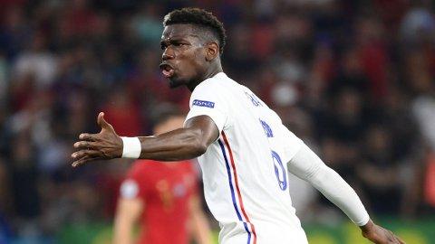 Paul Pogba imponerte for Frankrike under EM, men det ble likevel en tidlig exit for franskmennene da Sveits slo dem på straffer i åttedelsfinalen.