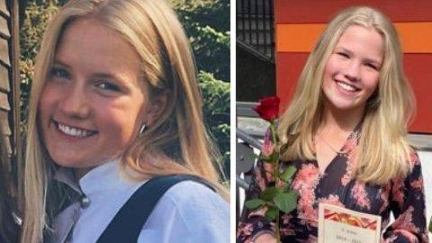 Det var Benedicte Myrset (18) og Victoria Myrset (12) som mistet livet etter et lynnedslag i Hareid kommune søndag.