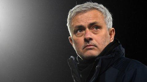 ÅPNER OPP: Jose Mourinho forteller om hvordan han oppleves som trener i en ny bok.