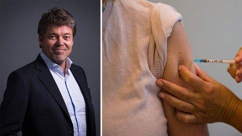 Advokat Helge Husebye Haug mener at langt flere egentlig skulle hatt erstatning for sykdom som følge av vaksine, men at staten er alt for restriktiv i vurderingen av hvem som har krav på erstatning og hvor mye de har krav på.