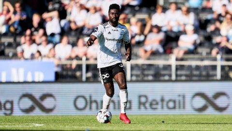 TILBAKE: Alexander Tettey er tilbake i Rosenborg etter flere år som utenlandsproff.