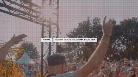 SAMLET 20.000: Musikkfestivalen i Utrecht 4. og 5. juli samlet rundt 20.000 mennesker.Bildet viser arrangørens nettside.