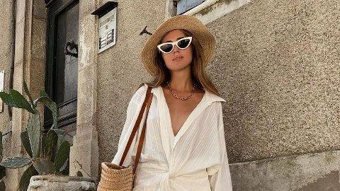 INFLUENSER: Darja Barannik ferierer for tiden i Italia, og deler sine beste sommertips.