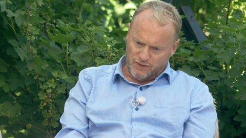 TRAGEDIE: Raymond Johansen husker fortsatt godt hvordan det var å møte de overlevende etter terrorangrepet på Utøya 22. juli 2011.