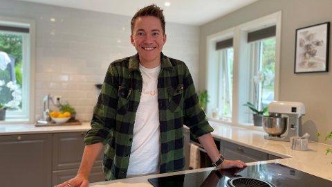 KOKK: Christer Rødseth ønsker at flere barn skal få slippe til på kjøkkenet, noe han håper Chew kan bidra til.