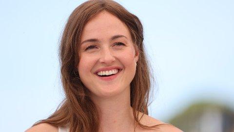 VILL UKE: – Det har vært en helt vill uke, forteller Renate Reinsve om oppholdet i Cannes.