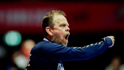 LANDSLAGSSJEF: Thorir Hergeirsson sier de norske håndballkvinnene ikke tenker på at OL kan bli avlyst.