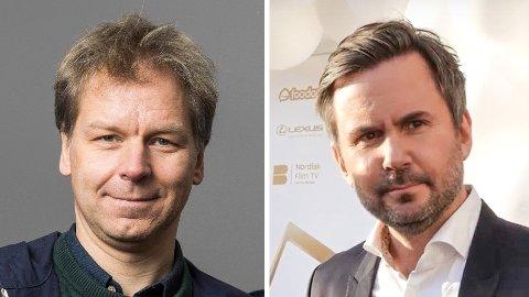 PENGEMASKINER: Espen Eckbo og Kristian Ødegård har hatt stor suksess med produksjonsselskapet Seefood.