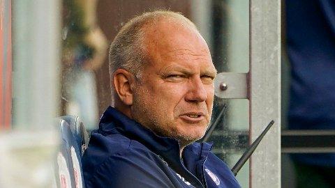 Vålerenga-trener Dag Eilev Fagermo fikk nok å tenke på etter torsdagens kamp i Belgia.