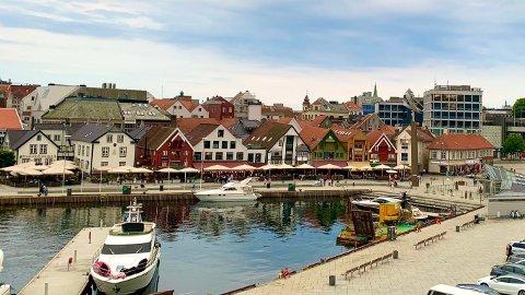 OLJEBYEN: De som har etterlyst flere bein å stå på i Stavanger-regionen, har fått svar på tiltale, mener noen av dem som er tettest på næringslivet.