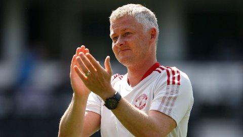 Ole Gunnar Solskjær har forlenget med Manchester United.