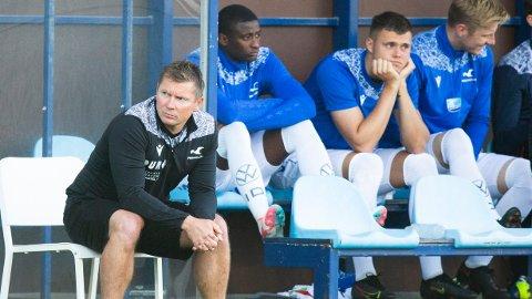 Haugesunds og Jostein Grindhaug skal skyte straffer i Cupen.