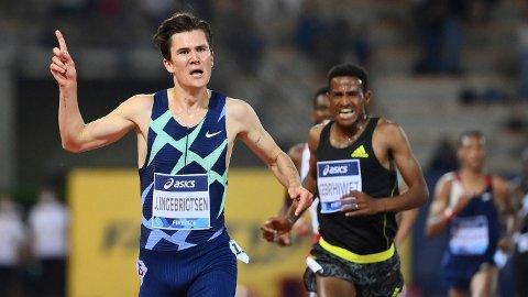 Jakob Ingebrigtsen dropper en av distansene han er kvalifisert til i OL.
