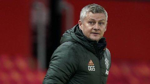 FÅR HØRE DET: Ole Gunnar Solskjær har mottatt mye kritikk etter det ble offisielt at han har forlenget kontrakten med Manchester United.
