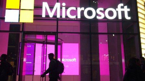 Ansatte hos Microsoft i USA må ta koronavaksine om de vil slippe inn i datagigantens lokaler.