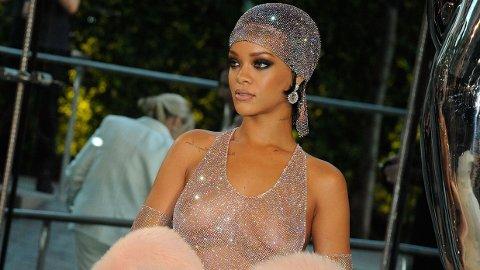 RIKEST: Rihanna er verdens rikeste kvinnelige artist.