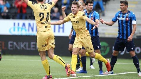 Bodø/Glimt får tilbake Fredrik Bjørkan til torsdagens bortekamp i Kosovo.