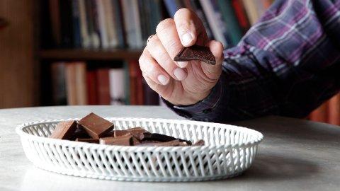Salgstall fra Mondolez viser at nordmenn kanskje har vært ekstra sjokolade-sugne under pandemien.